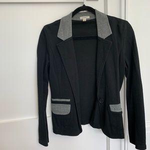 Caslon XS knit blazer